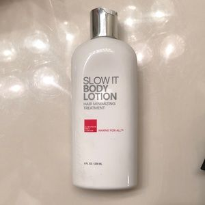 Other - Slow It Body Lotion